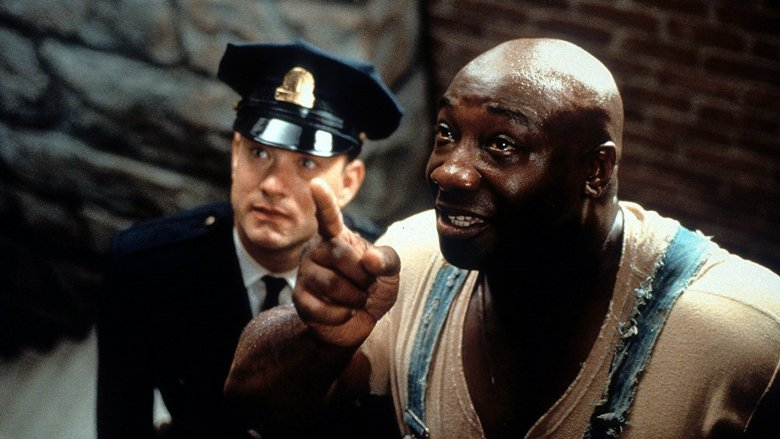 Scene from The Green Mile