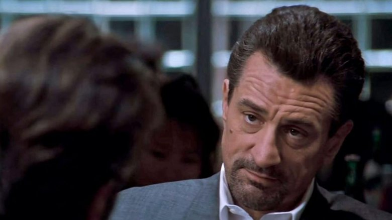 Robert De Niro in Heat