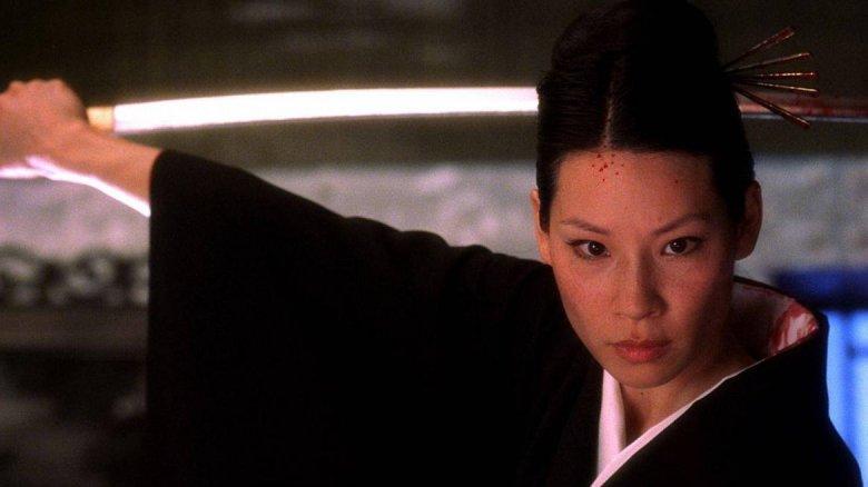 Lucy Liu as O-Ren Ishii