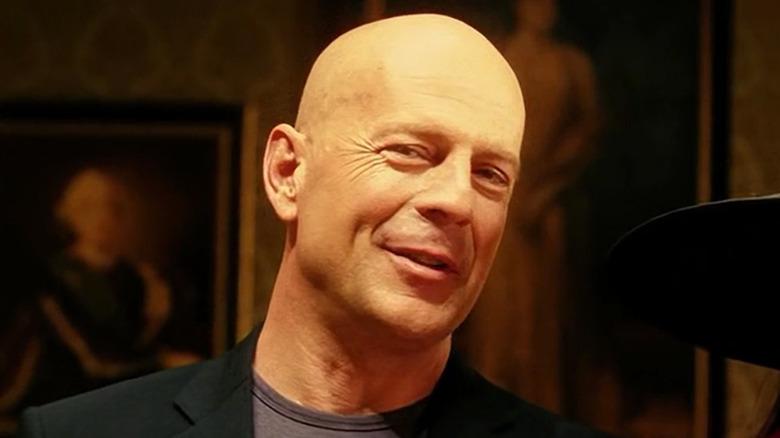 Ocean's Twelve Bruce Willis