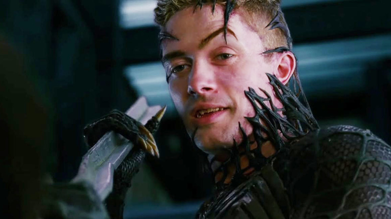 Topher Grace Eddie Brock Venom Spider-Man 3