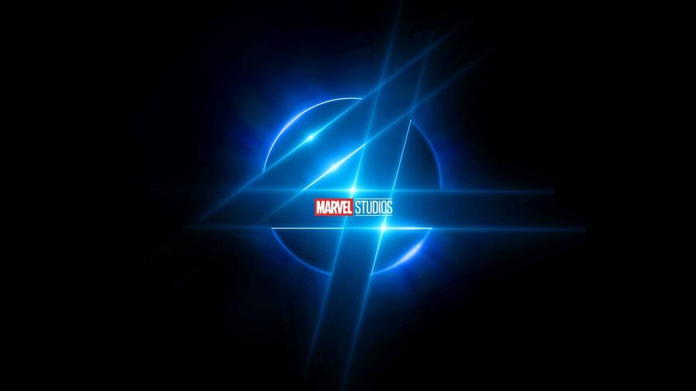 Fantastic Four MCU logo