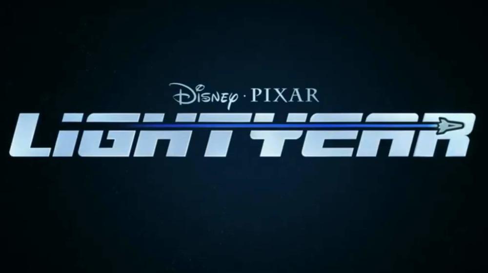 Lightyear logo Pixar