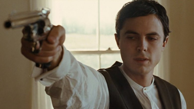 Casey Affleck as Robert Ford