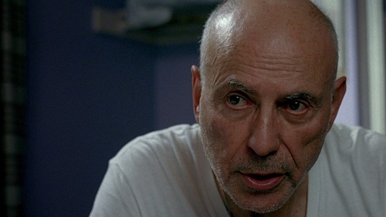 Alan Arkin in Little Miss Sunshine