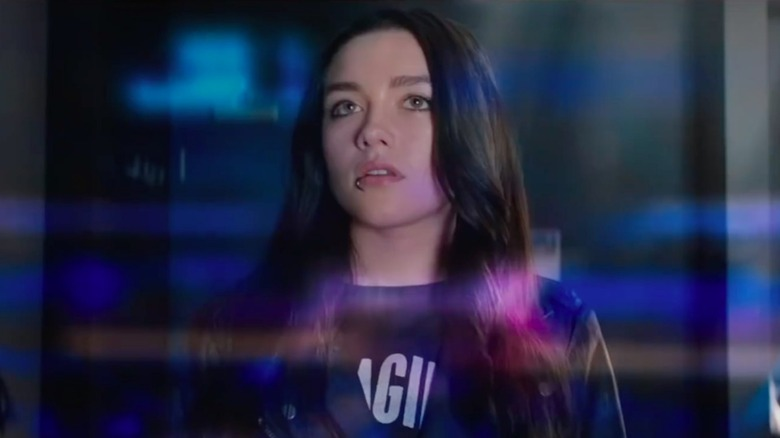 Fighting with My Family - Paige in ring (trailer screengrab)