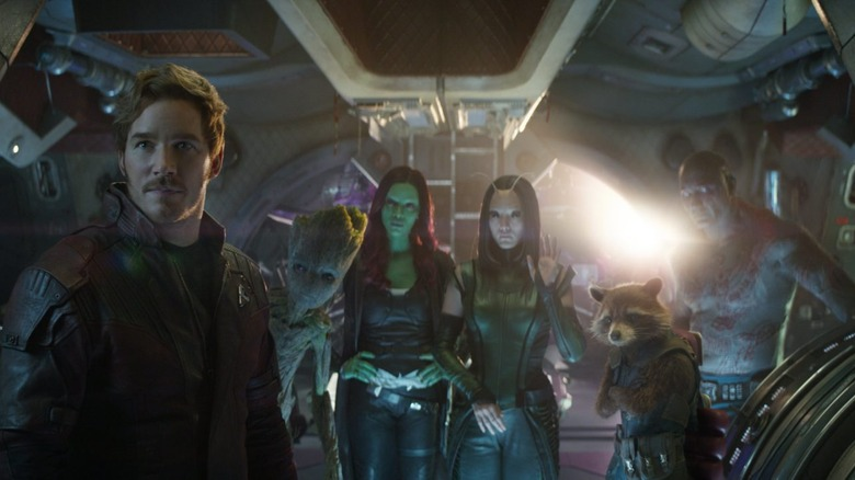 The Freaking Guardians of the Galaxy