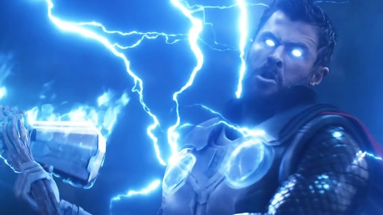 Thor unleashed Stormbreaker