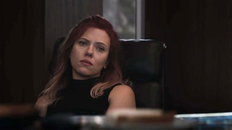 O cabelo comprido de Natasha no Endgame