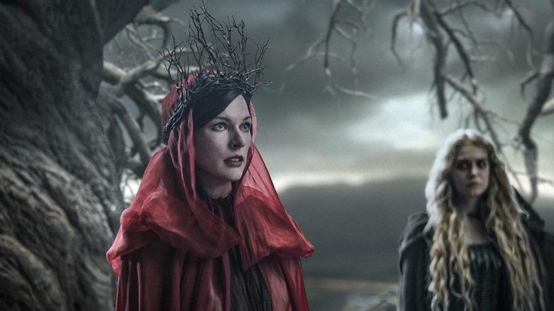 Nimue the Blood Queen