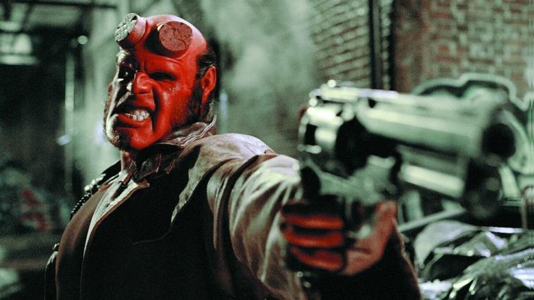 Hellboy in 2004