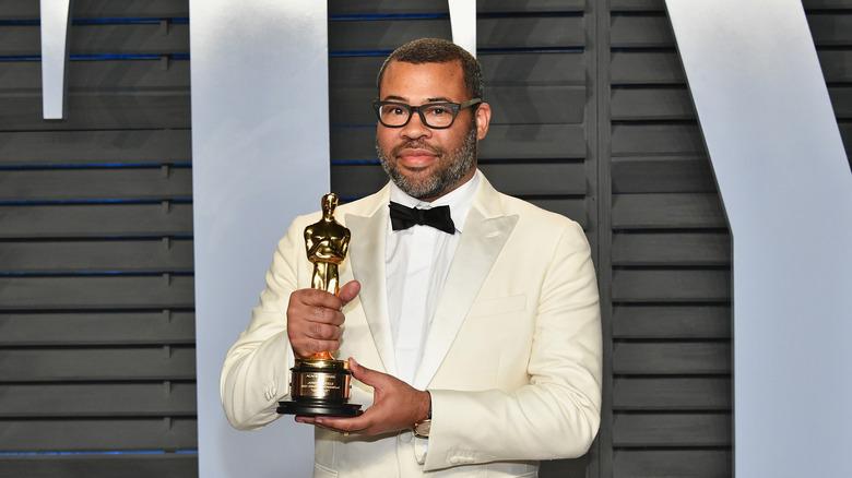 Jordan Peele's Oscar.