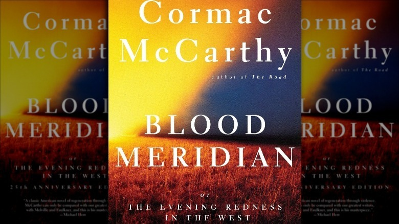 The cover for Blood Meridian