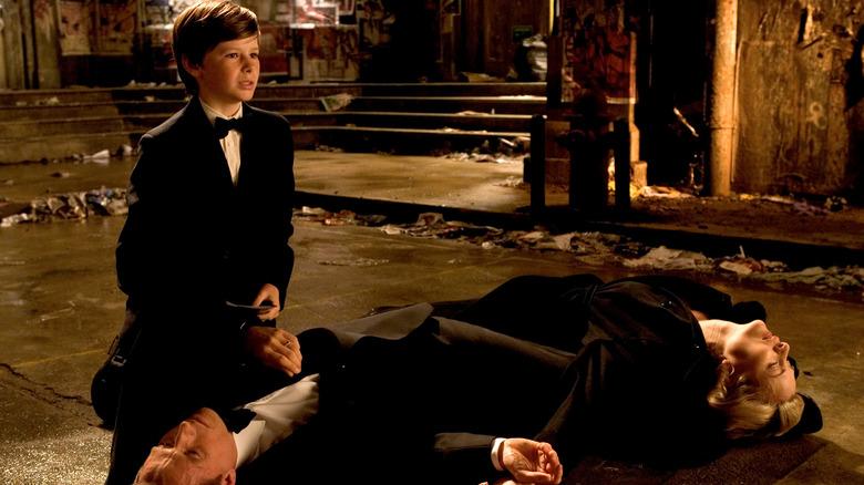 Thomas and Martha Wayne dead