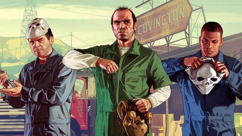 Rules every Grand Theft Auto game has to follow - Looper
