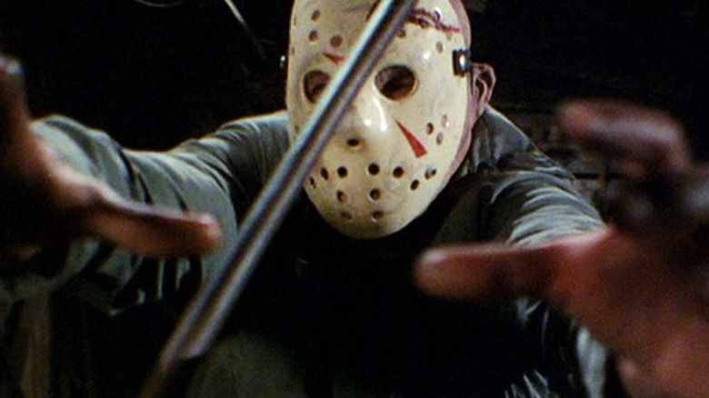 Jason Voorhees in Friday the 13th Part III