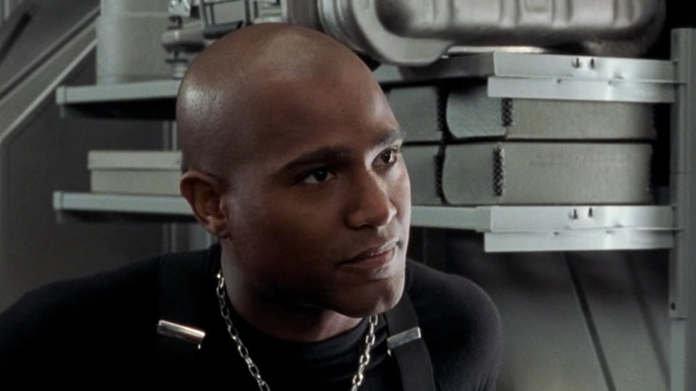 Seth Gilliam in Starship Troopers