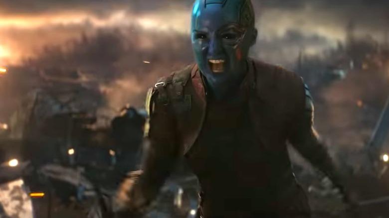 Nebula on ...Titan 2?