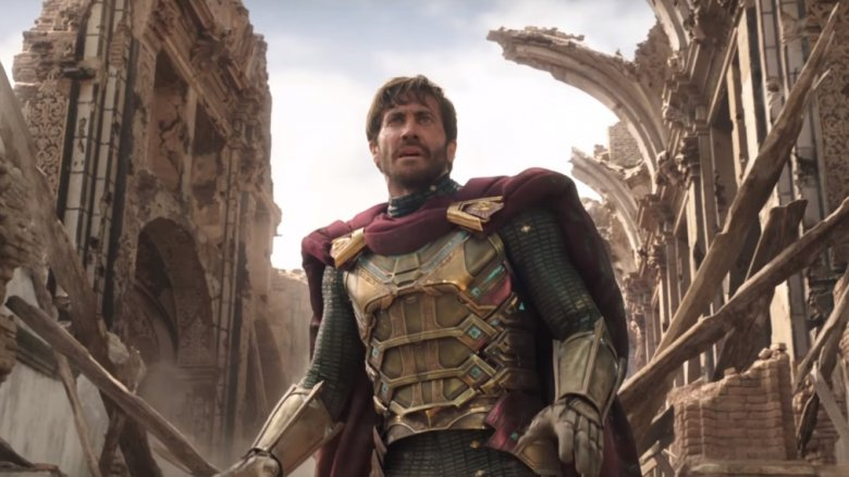 Jake Gyllenhaal as Quentin Beck/Mysterio in Spider-Man: Far From Home