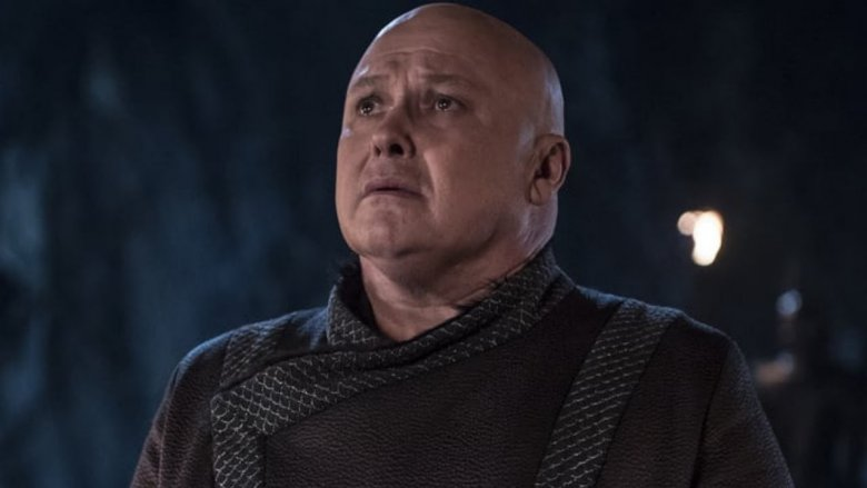 Varys is trying to poison Daenerys