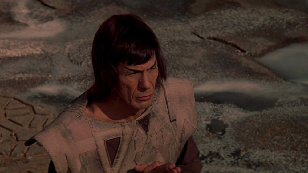 Leonard Nimoy as Spock in Star Trek: The Motion Picture