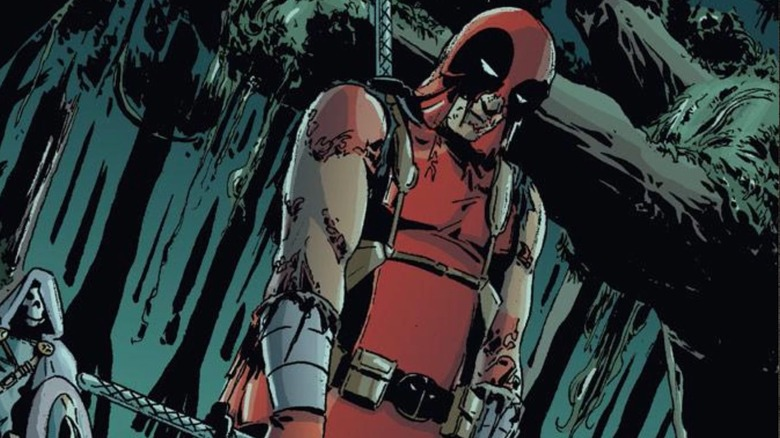 "Wade Wilson/Deadpool by Dalibor Talajic from ""Deadpool Kills the Marvel Universe"""