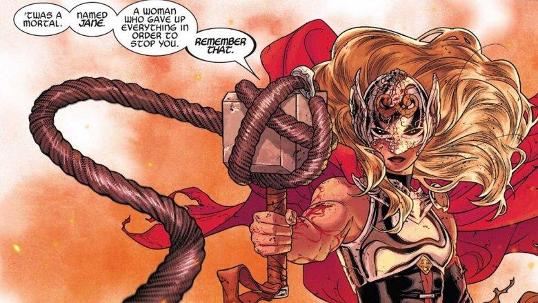 Mighty Thor #705, Marvel Comics 2018