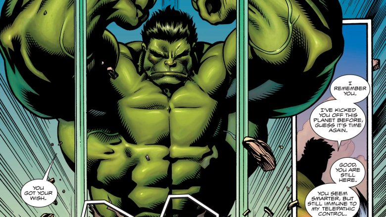 Superpowers Most People Dont Know The Hulk Has