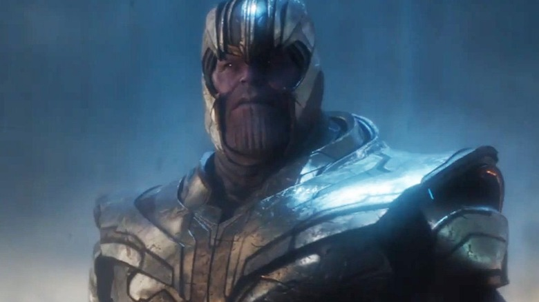 Thanos Actor Gives Endgame Cast A Terrifying Reminder