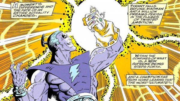 Marvel characters who've wielded the Infinity Gauntlet