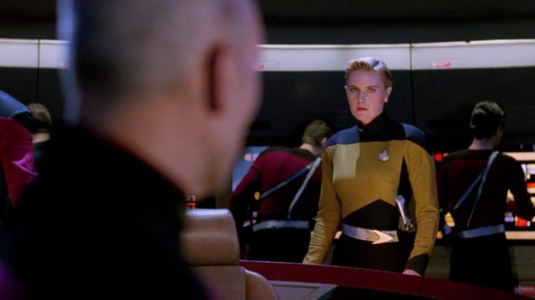 Star Trek Next Generation Time Travel