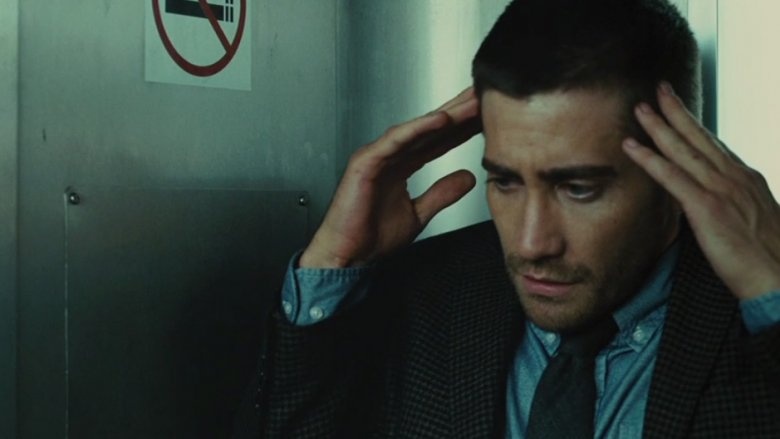 Jake Gyllenhaal in Source Code