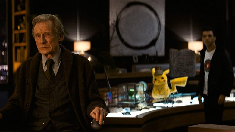 Howard, Pikachu and Tim