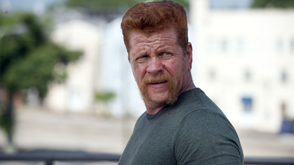 Michael Cudlitz as Abraham Ford on The Walking Dead