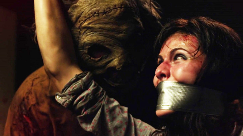 Scene from Texas Chainsaw