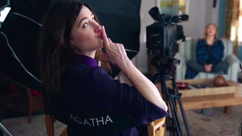Agatha in WandaVision