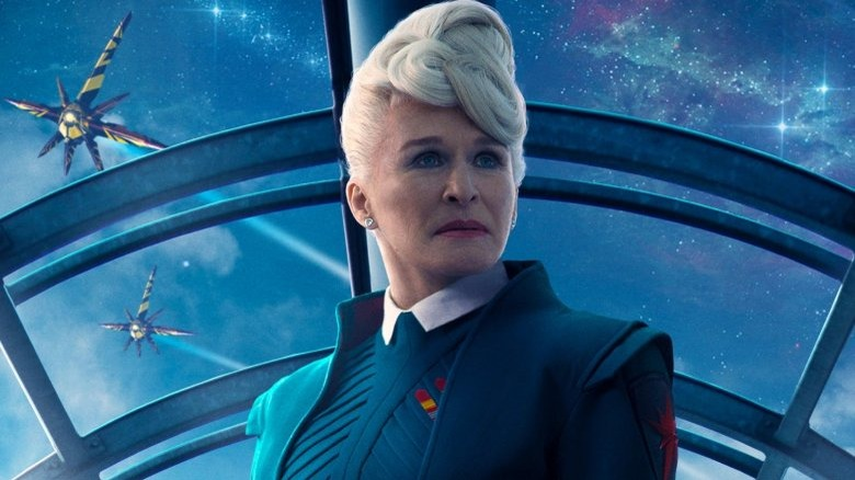 Glenn Close as Nova Prime