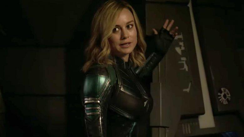 Brie Larson Captain Marvel deleted scene Heading to Torfa