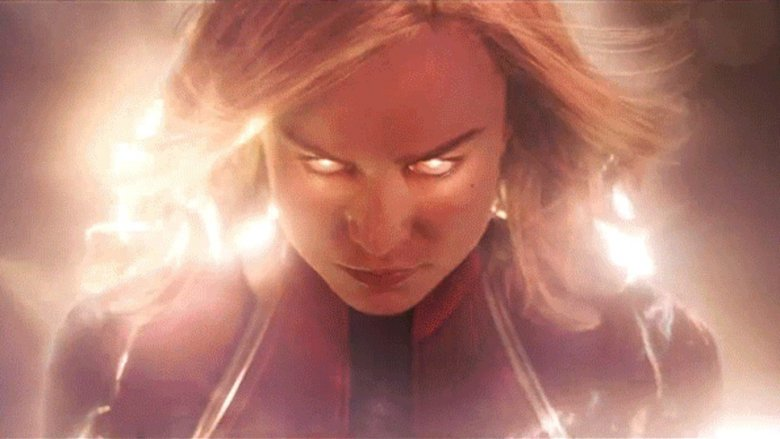 Brie Larson as Carol Danvers as Captain Marvel