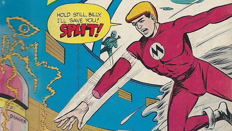 The Captain Marvel of M.F. Enterprises