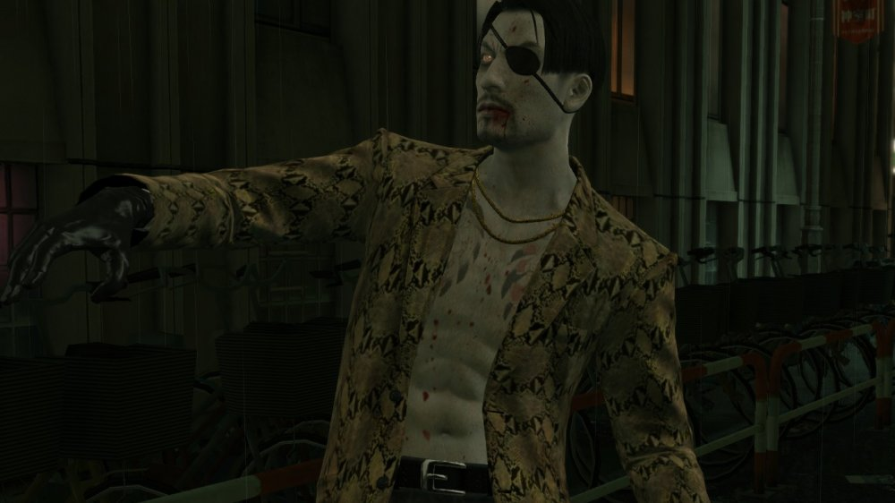 The creepiest things we found in Yakuza games