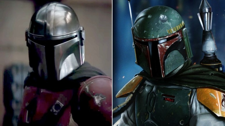 The differences between the Mandalorian and Boba Fett explained