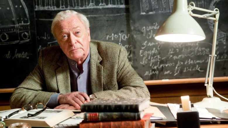 Michael Caine in Inception