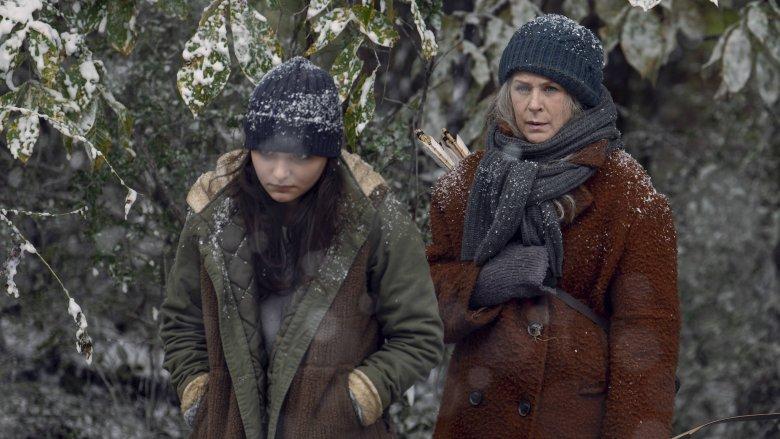 Lidia e Carol