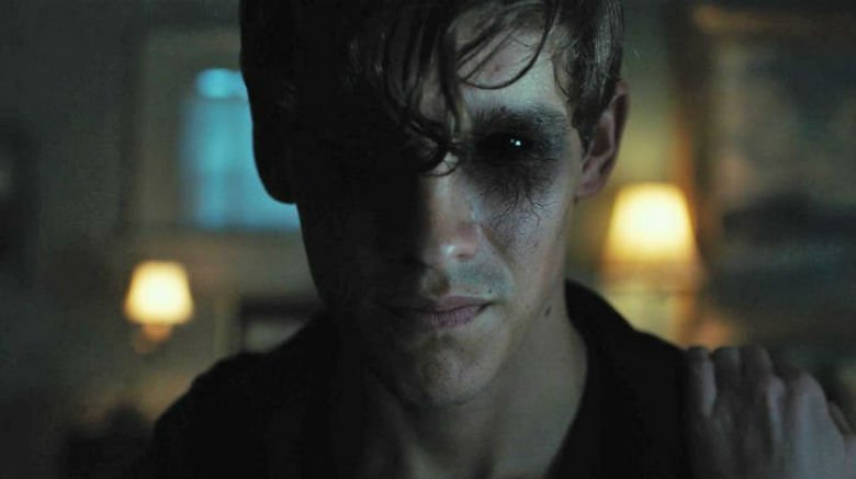 Brenton Thwaites as Dick Grayson in the Titans season 1 finale