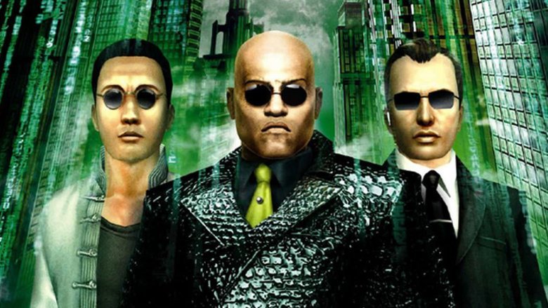 Matrix Online cover art
