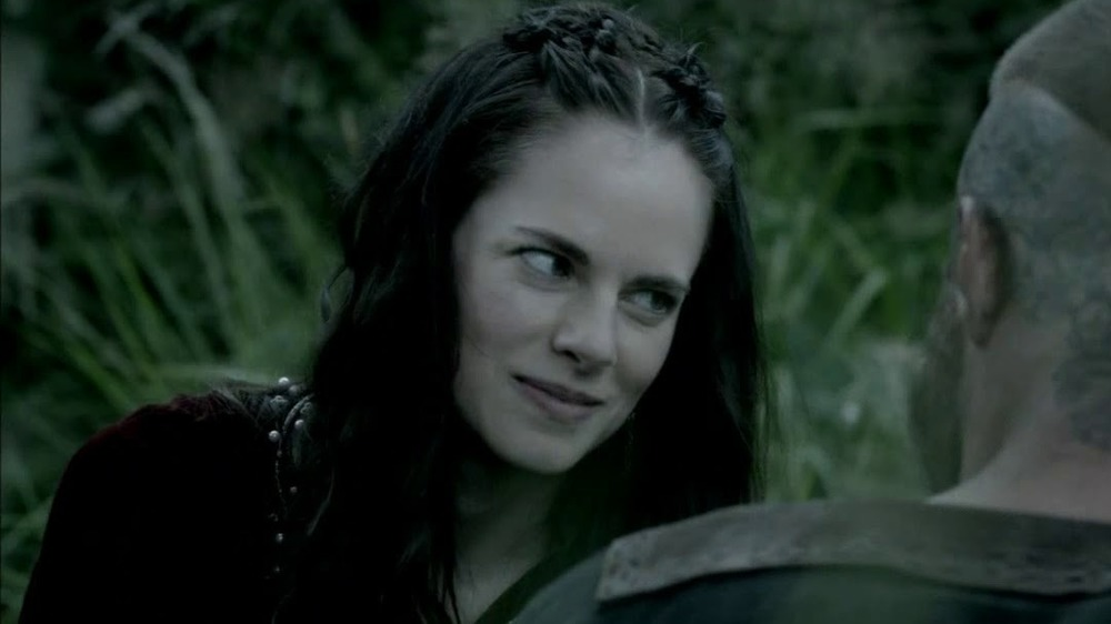 Ragnar and Princess Kwenthrith