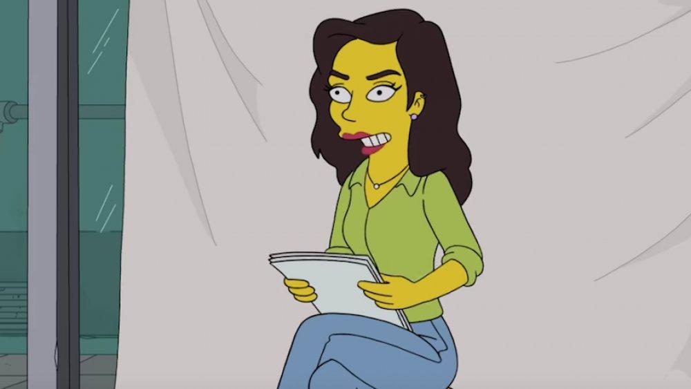 As Aparições na história dos Simpsons Mais Bizarras 3