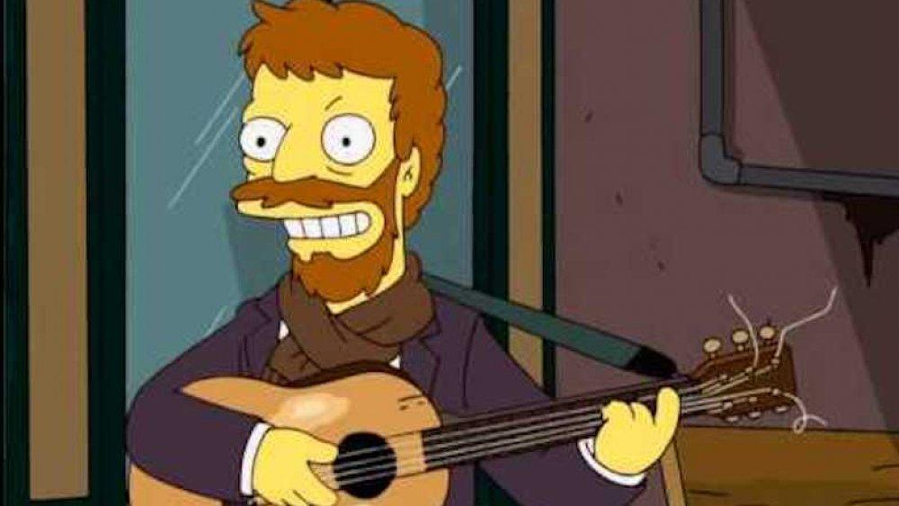 As Aparições na história dos Simpsons Mais Bizarras 7