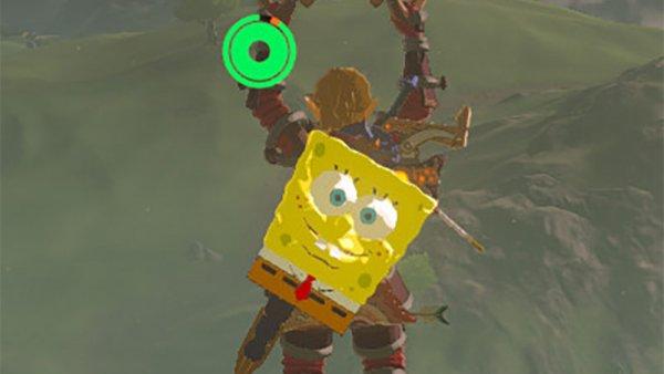 The most bizarre Zelda mods